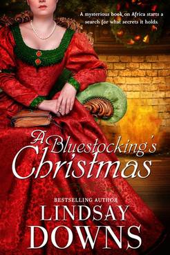 A Bluestocking's Christmas by Lindsay Downs